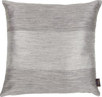 ZIERKISSEN 50/50 cm - Silberfarben, Design, Textil (50/50cm) - NOVEL