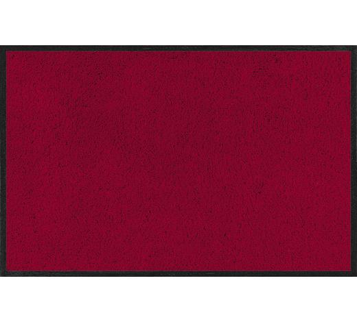 FUßMATTE  120/180 cm  Bordeaux - Bordeaux, Basics, Kunststoff/Textil (120/180cm) - Esposa