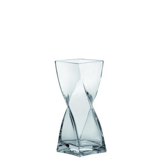 VASE 20 cm - Klar, Basics, Glas (8/20cm) - Leonardo