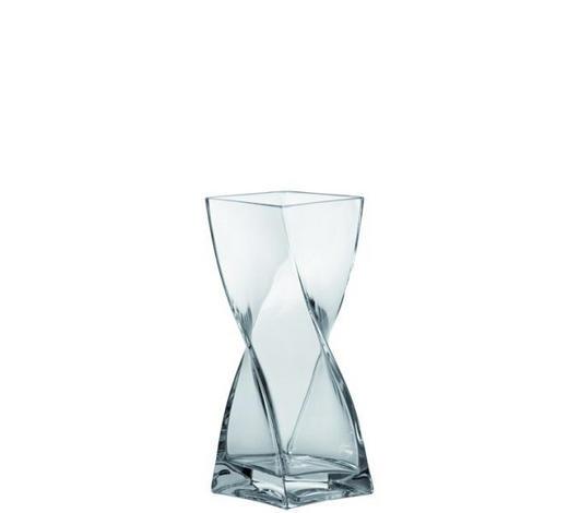 VÁZA 20 CM, čiré - čiré, Basics, sklo (20cm) - Leonardo