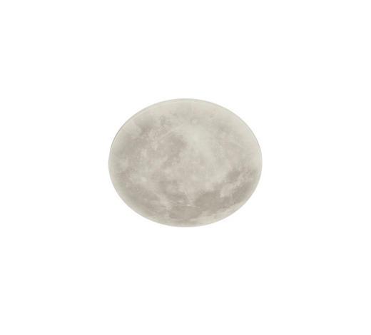 LED-DECKENLEUCHTE   - Weiß, Design, Kunststoff (40/10cm)