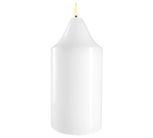 ALTARKERZE  - Weiß, KONVENTIONELL (9/20cm)