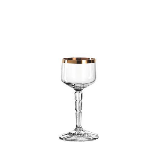 KOZAREC ZA APERITIV SPIRITII - prosojna, Basics, steklo (6,70/14,60/6,70cm) - Leonardo
