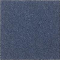 TEPPICHFLIESE - Dunkelblau, KONVENTIONELL, Textil (50/50cm) - Esposa