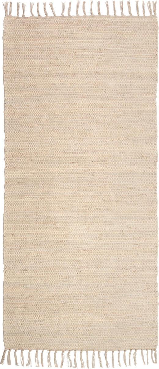 FLECKERLTEPPICH - Beige, KONVENTIONELL, Textil (80/150cm) - Boxxx