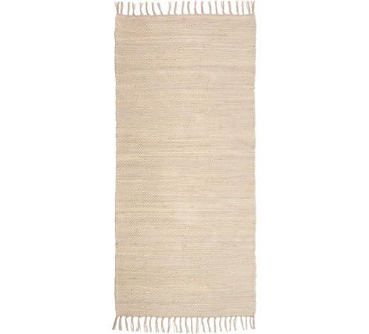 FLECKERLTEPPICH 80/150 cm  - Beige, KONVENTIONELL, Textil (80/150cm) - Boxxx