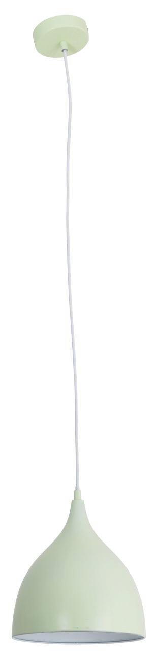 HÄNGELEUCHTE - Hellgrün, LIFESTYLE, Metall (110cm)