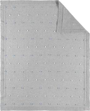 MYSFILT - blå/grå, Basics, textil (80/100cm) - Patinio