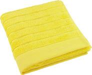 HANDTUCH 50/100 cm Gelb  - Gelb, Basics, Textil (50/100cm) - Esposa