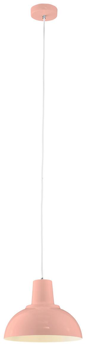 TAKLAMPA - rosa, Trend, metall (25/25/18,5cm) - Boxxx