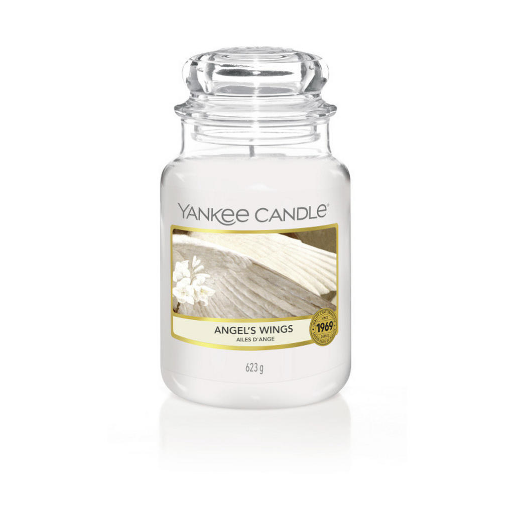 Yankee Candle Duftkerze yankee candle angel´s wings