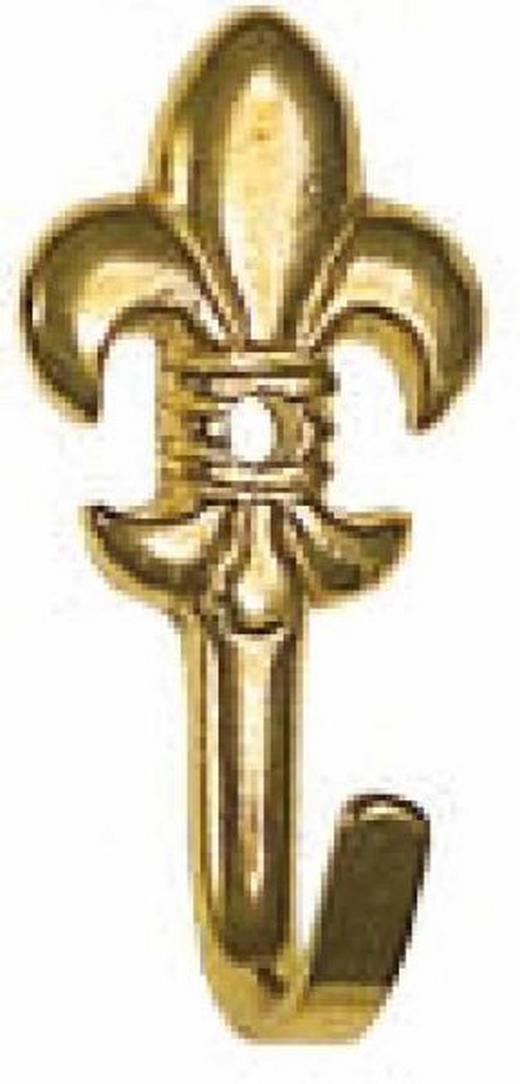 RAFFHAKEN - Goldfarben, Basics, Metall (1.9/3.9cm) - Homeware