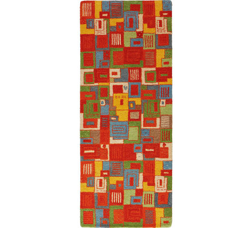KOBEREC ORIENTÁLNÍ, 80/200 cm, vícebarevná - vícebarevná, Design, textil (80/200cm) - Esposa