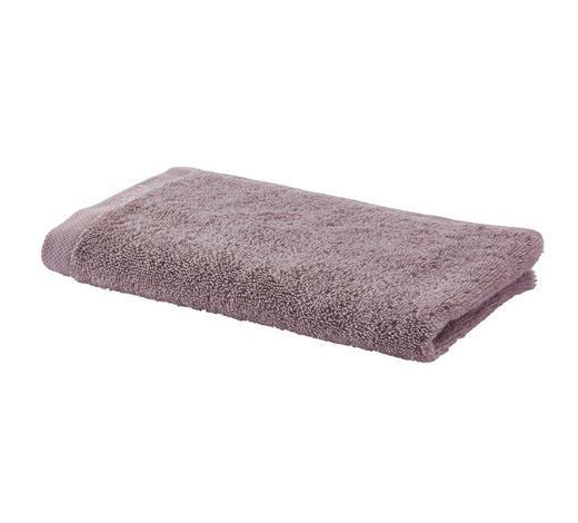 GÄSTETUCH Lila 30/50 cm  - Lila, Basics, Textil (30/50cm) - Aquanova