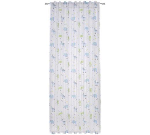 DĚTSKÝ ZÁVĚS, průhledné, 140/245 cm - vícebarevná, Konvenční, textil (140/245cm) - My Baby Lou