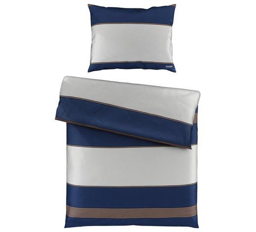 BETTWÄSCHE 140/200 cm - Blau/Beige, Design, Textil/Weitere Naturmaterialien (140/200cm) - Joop!