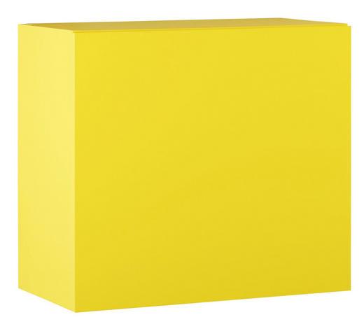 HÄNGEWÜRFEL Gelb - Gelb, Design (57/51/31cm) - Xora