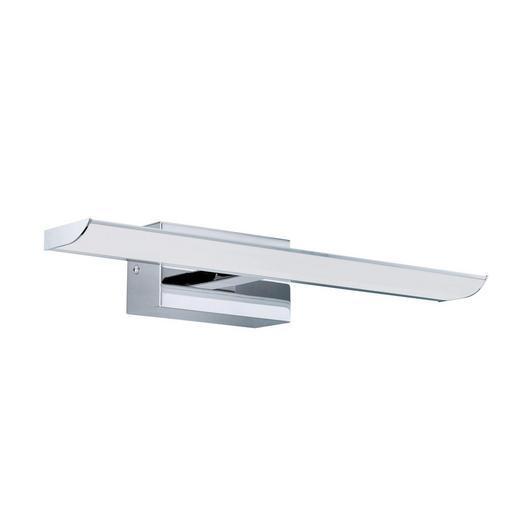 BADEZIMMER-WANDLEUCHTE - Weiß, KONVENTIONELL, Kunststoff/Metall (7/40,5/13cm)