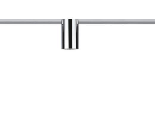 URAIL SCHIENENSYSTEM-STRAHLER   - Chromfarben, Design, Metall (9,6cm)