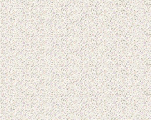VLIESTAPETE 10,05 m - Beige/Violett, Design, Textil (53/1005cm)