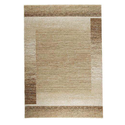WEBTEPPICH  160/230 cm  Sandfarben - Sandfarben, LIFESTYLE, Textil (160/230cm) - Novel