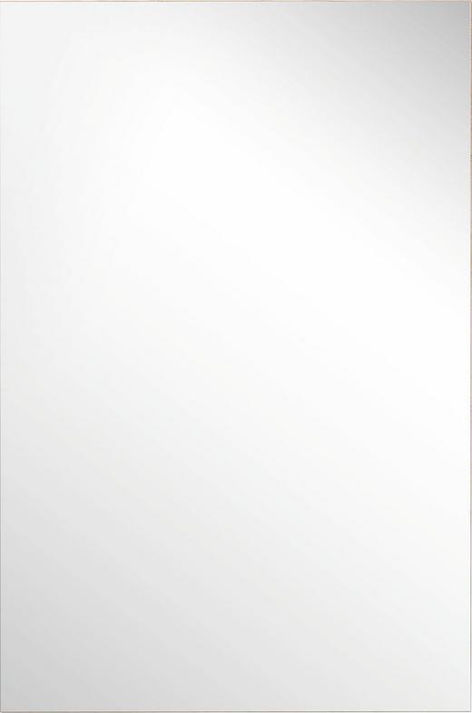 SPIEGEL Eichefarben - Eichefarben, KONVENTIONELL, Glas/Holzwerkstoff (65/97cm) - Boxxx