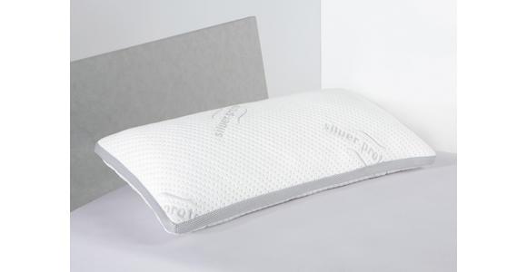 Nackenkissen Silver Protect - KONVENTIONELL, Textil (40/60cm) - Primatex