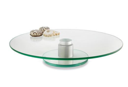 TORTENPLATTE - Klar, Design, Glas (33//cm) - Leonardo