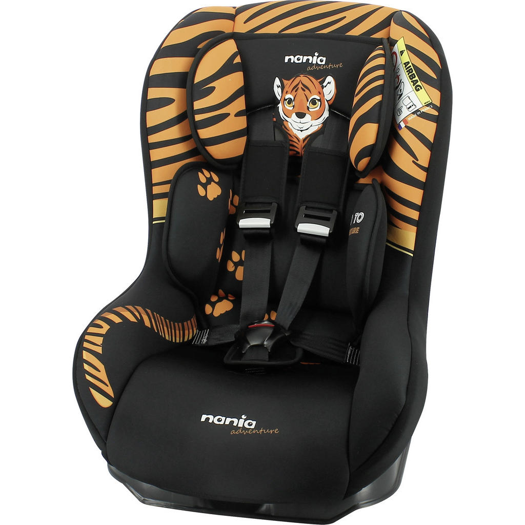 XXXLutz Kinderautositz osann safety plus tiger