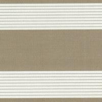 DUOROLLO - Braun, KONVENTIONELL, Textil (120/160cm) - Homeware
