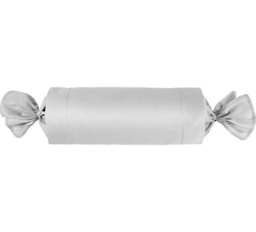 NACKENROLLENBEZUG 15/40 cm  - Silberfarben, Basics, Textil (15/40cm) - Fussenegger