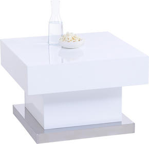 SOFFBORD - vit, Design, metall/träbaserade material (60/40/60cm)