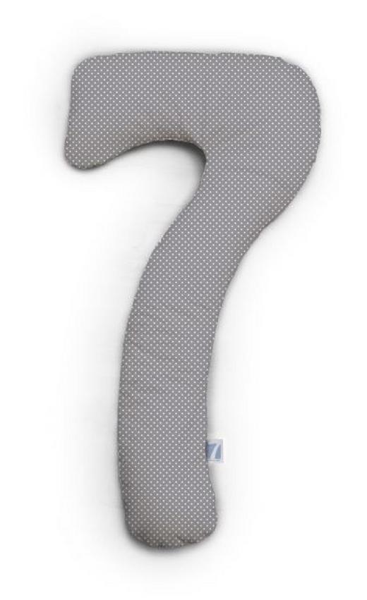 JASTUK ZA DOJENJE - antracit, tekstil (150x80cmcm) - THERALINE