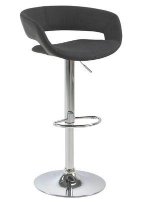 BARPALL - svart/antracit, Design, metall/textil (49/84-104/49cm) - Carryhome