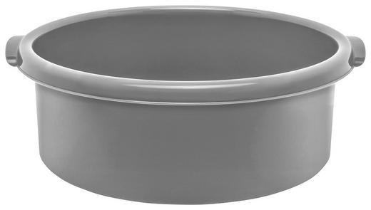 SPÜLSCHÜSSEL - Anthrazit, Basics, Kunststoff (8,0l) - Plast 1