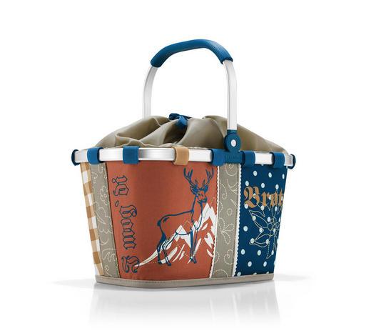 CARRYBAG XS SPECIAL EDITION - Beige, Basics, Kunststoff/Textil (33,5/21/19,5cm) - Reisenthel