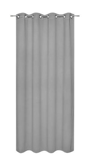 ÖLJETTLÄNGD - antracit, Basics, textil (140/245cm) - Esposa