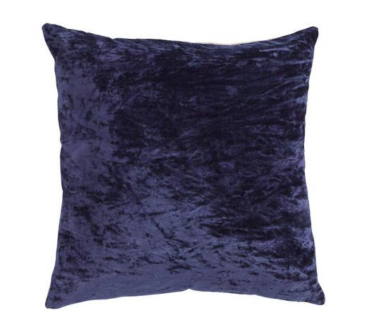 ZIERKISSEN 45/45 cm  - Blau, Design, Textil (45/45cm)