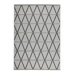 OUTDOORTEPPICH  80/150 cm  Grau, Schwarz   - Schwarz/Grau, Design, Textil (80/150cm) - Novel