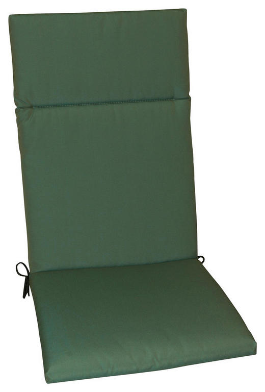 SESSELAUFLAGE Uni - Mintgrün, Design, Textil (50/120/4cm)