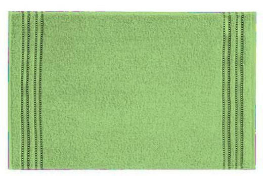 GÄSTETUCH Hellgrün 30/50 cm - Hellgrün, Basics, Textil (30/50cm) - VOSSEN