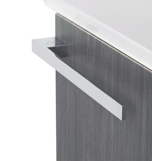 HANDTUCHHALTER Chromfarben - Chromfarben, Design, Metall (40cm)