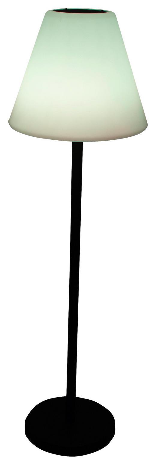 LED-STEHLEUCHTE - Weiß, Design, Kunststoff/Metall (165//cm)