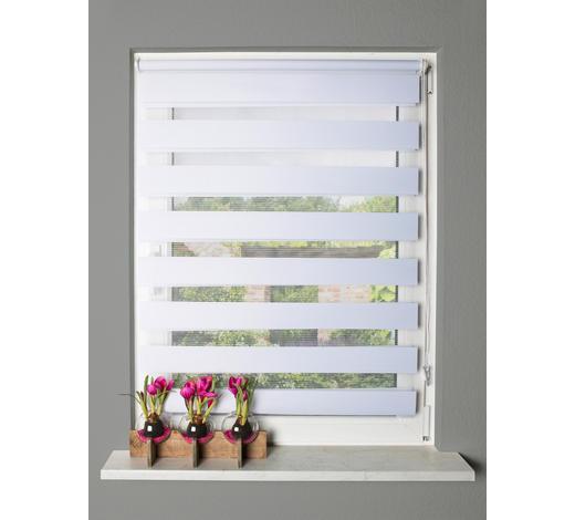 DUOROLLO - Weiß, Design, Textil (80/150cm)