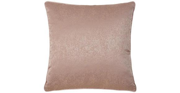 ZIERKISSEN 45/45 cm  - Altrosa, Design, Textil (45/45cm) - Ambiente