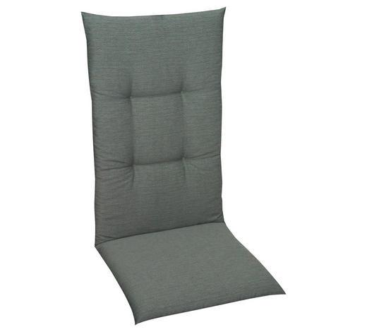 SESSELAUFLAGE Uni  - Grau, KONVENTIONELL, Textil (48/118/5cm)
