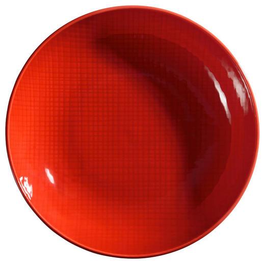 SUPPENTELLER - Rot, Design (20/4,5cm) - ASA