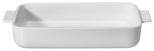 AUFLAUFFORM Keramik Porzellan - Weiß, Basics, Keramik (20/30cm) - Villeroy & Boch