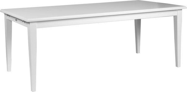 MATBORD - vit, Lifestyle, trä/träbaserade material (200/100/76cm) - Rowico