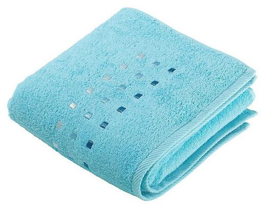 HANDTUCH 50/100 cm - Türkis, Textil (50/100cm) - ESPOSA